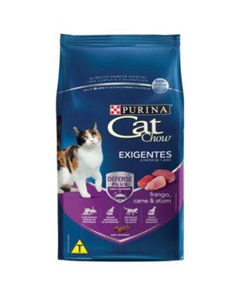 CAT CHOW EXIGENTES 1KG