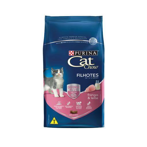 CAT CHOW GATINHOS 1,0KG