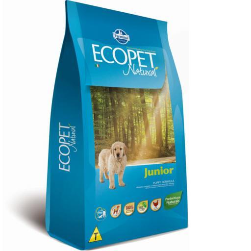 ECOPET NATURAL JUNIOR 3KG