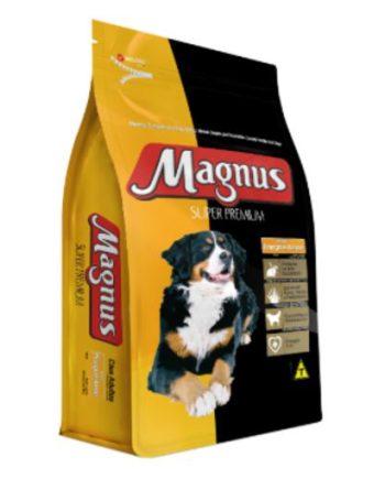 Ração Magnus Super Premium Cães Adultos Frango e Arroz 15Kg