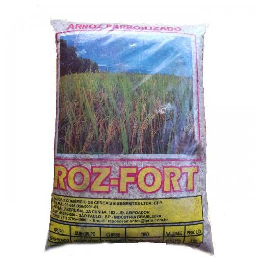 ARROZ P/CÃES ROZ FORT 5KG