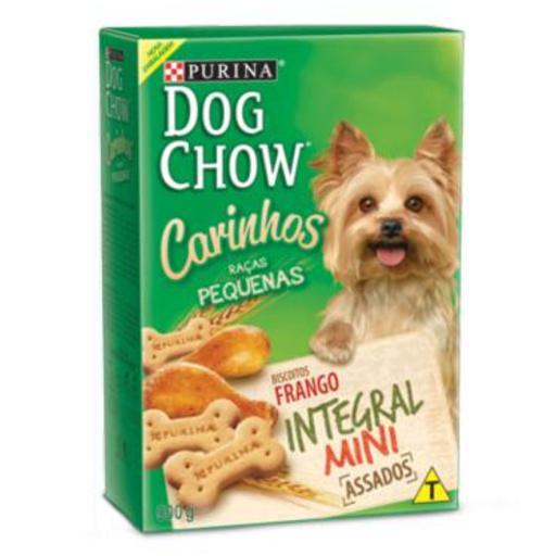 DOG CHOW CARINHOS INTEGRAL MINI 500G