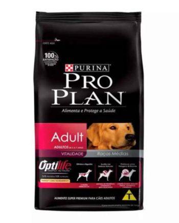 Ração Proplan Cães Adultos 15Kg
