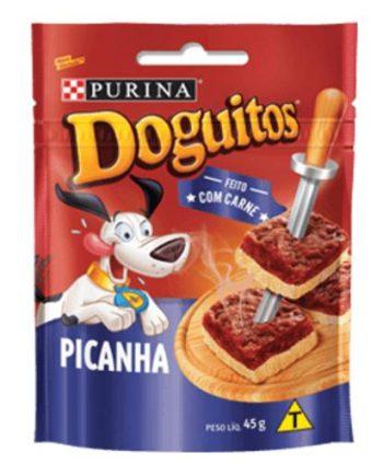 DOGUITOS BIFINHO PICANHA 85GR