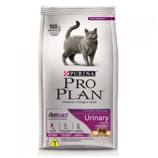 Ração Proplan Gatos Trato Urinário 1,5Kg