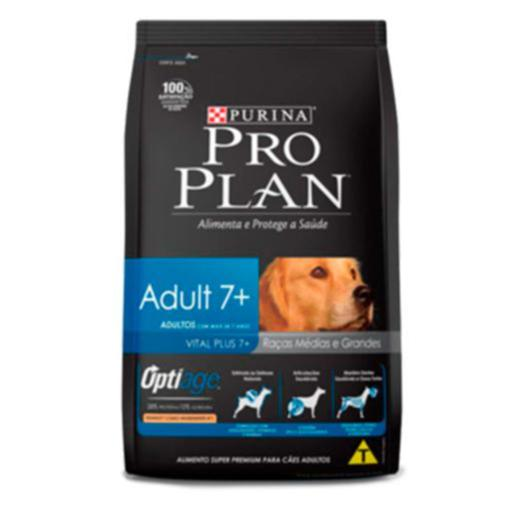 Ração Proplan Cães Adultos 7+ 2Kg