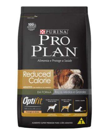 Ração Proplan Cães Adultos Redução Calórica 2Kg
