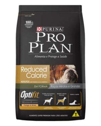 Ração Proplan Cães Adultos Redução Calórica 1Kg