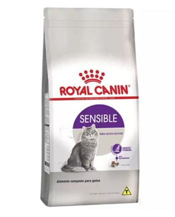Ração Clínica Royal Feline Sensible 1,5Kg
