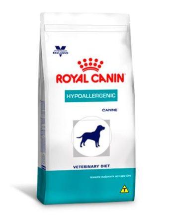 Ração Cães Royal Canine Hypoallergenic 2kg