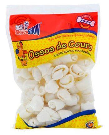 SNACK SHOW OSSO DE COURO MINI MINI 500GR
