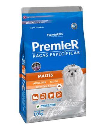 Ração Premier Maltês Adulto 1kg