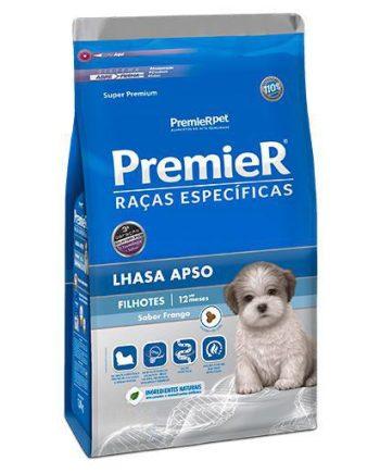 Ração Premier Lhasa Apso Filhote Frango 2,5kg