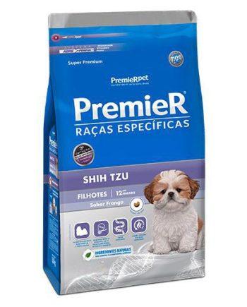 Ração Premier Shih Tzu Filhote Frango 2,5kg