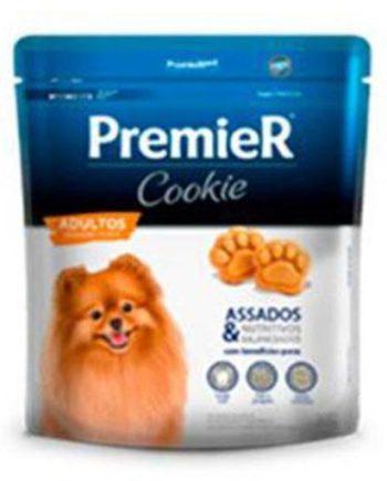 Cookies Premier Cães Adultos Raças Pequenas 250grs
