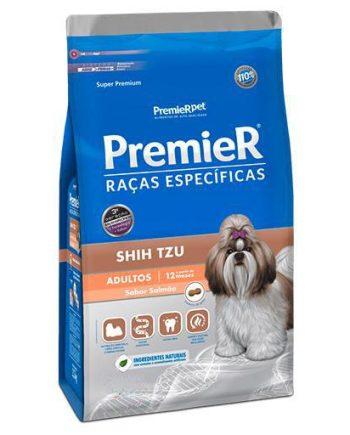 Ração Premier Shih Tzu Adulto Salmão 10kg