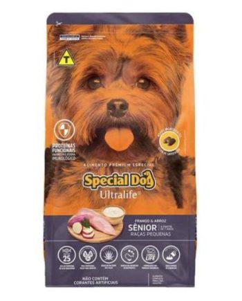 Ração Special Dog Sênior Raças Pequenas 1Kg