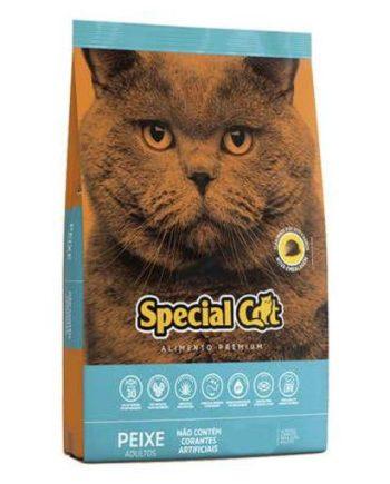 Ração Special Cat Adulto Peixe 3Kg