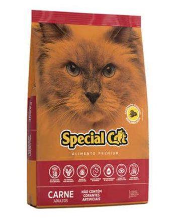 Ração Special Cat Adulto Carne 3Kg