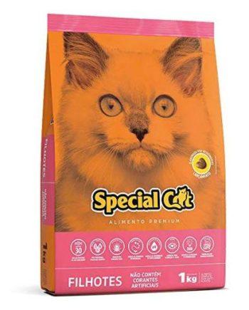 Ração Special Cat Filhotes 1Kg