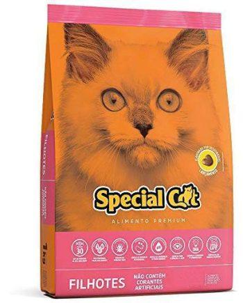 Ração Special Cat Filhotes 3Kg