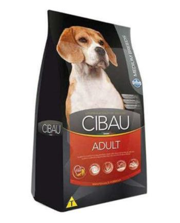 RAÇÃO CIBAU ADULT MEDIUM BREED 15KG