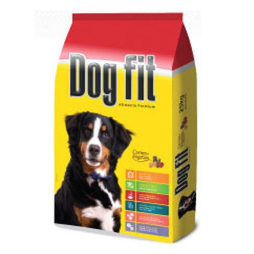 DOG FIT CARNE & VEG RPM 3+1KG