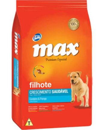 RAÇÃO MAX GATOS FILHOTES FRANGO 15KG