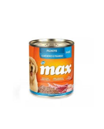 MAX LATA FILH CORD E FRANGO PATE 280G