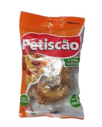 PETISCAO OSSO DEFUMADO CHAPELETA REF0180