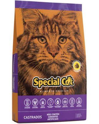 SPECIAL CAT CASTRADOS 3KG