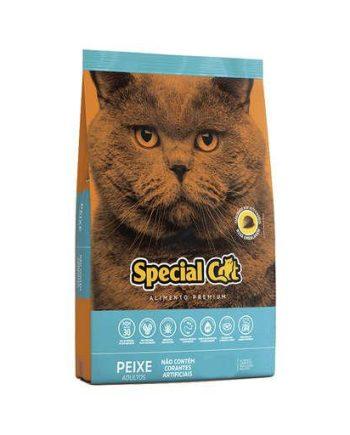 SPECIAL CAT PEIXE 3KG
