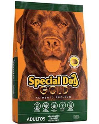 SPECIAL DOG GOLD 20KG