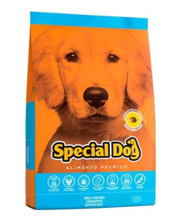 SPECIAL DOG JUNIOR 15KG