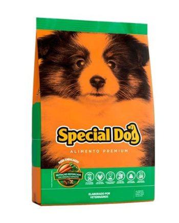 SPECIAL DOG JUNIOR VEGETAIS 3KG