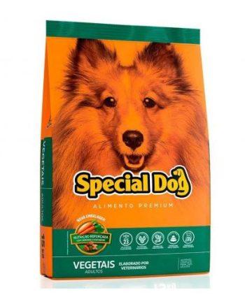 SPECIAL DOG VEGETAIS 20KG