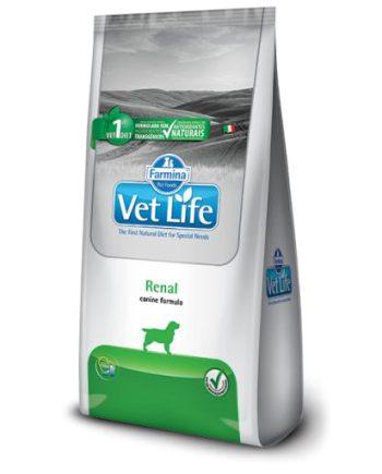 VET LIFE CANINE RENAL 2KG
