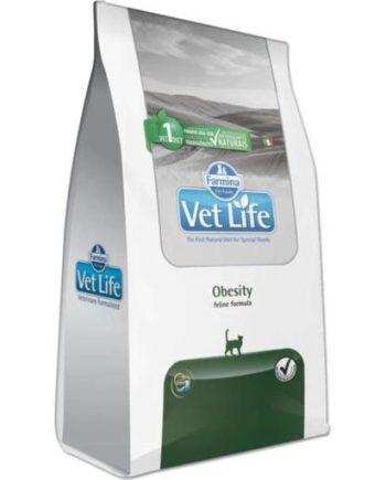 VET LIFE FELINE OBESITY 400GR