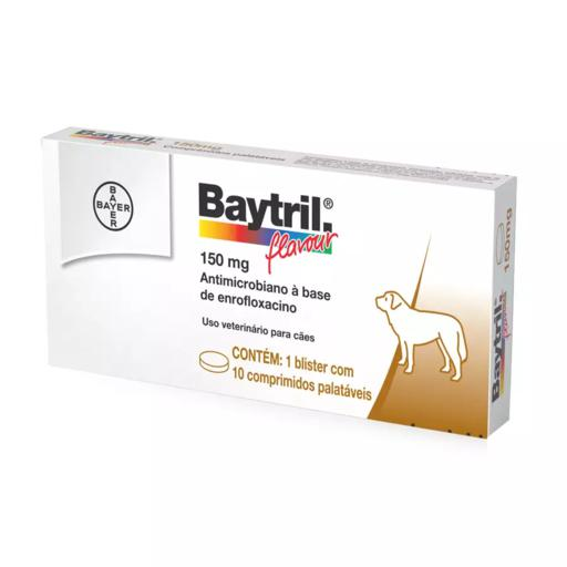 BAYTRIL FLAVOUR 150MG C/10 COMPR