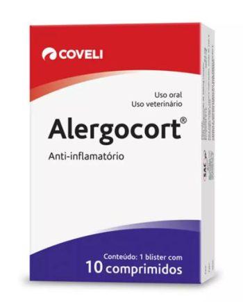 ALERGOCORT C/10COMP.