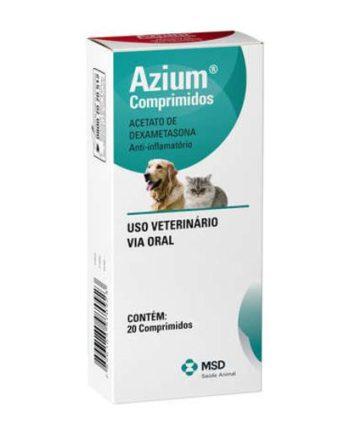 AZIUM 20 COMPRIMIDOS
