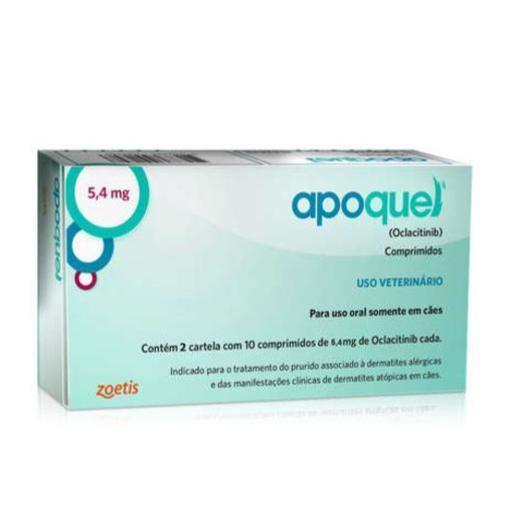 APOQUEL 5,4MG 20 COMP