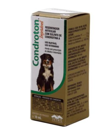 CONDROTON INJETÁVEL10ML