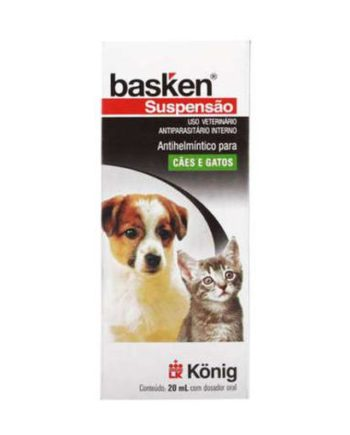 BASKEN SUSPENSAO 20ML