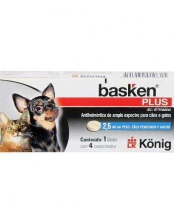 BASKEN PLUS 2,5KG