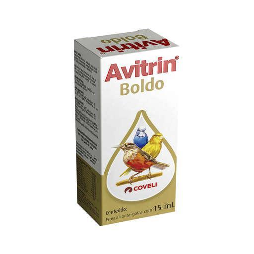 AVITRIN BOLDO 10ML