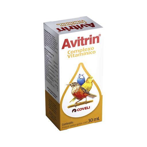 AVITRIN COMPL VITAMINICO 30ML
