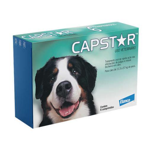 CAPSTAR 57,0MG C/6 COMP.