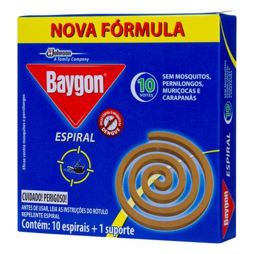 BAYGON ESPIRAL