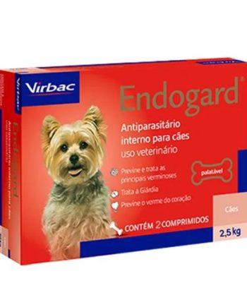 ENDOGARD 2,5KG C/2 COMPRIMIDOS